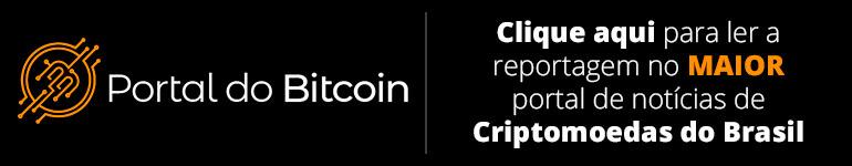 Clique aqui para ler a reportagem no maior portal de notícias de Criptomoedas do Brasil